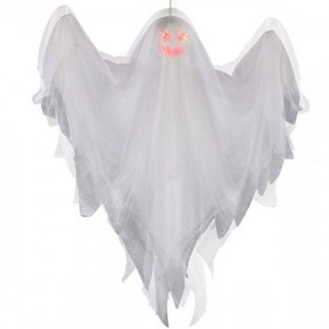 Decorative Hanging Little Ghost Sound & Scary Creepy Halloween